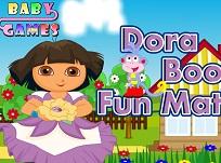 Dora si Matematica Distractiva