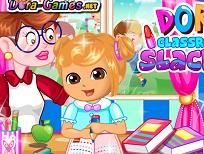 Dora Distractie la Scoala