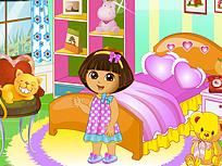 Dora Decoreaza Camera