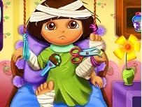 Dora Recuperarea din Spital