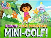Dora la Minigolf