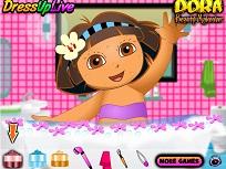 Dora Machiaj de Frumusete