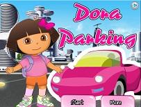 Dora Parcheaza Masina