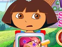 Dora Operatia la Stomac