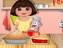 Dora Placinta cu Rosii