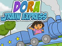 Dora in Trenul Express
