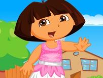 Dora in Vacanta de Imbracat