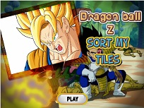 Dragon Ball in Puzzle