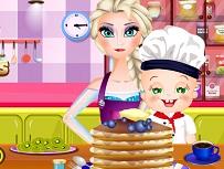 Elsa si Rosy Fac Prajitura