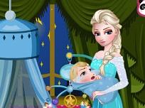 Elsa Ingrijeste Bebelusul