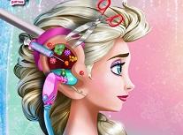 Elsa si Urgenta cu Urechea