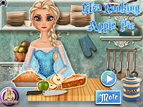 Elsa Face Placinta cu Mar