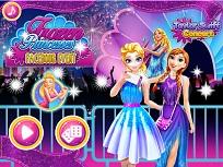 Elsa si Ana Eveniment pe Facebook