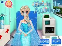 Elsa in Ambulanta