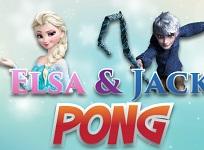 Pong cu Elsa si Jack