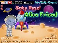 Fetita Hazel si Extraterestrul