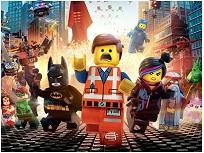 Filmul Lego in Puzzle
