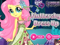 Fluttershy si Legenda Everfree