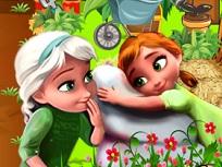 Gradina Printeselor Elsa si Anna
