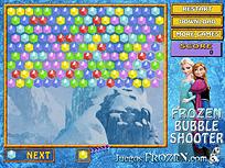 Regatul de Gheata Bubble