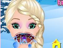 Elsa Probleme cu Gatul
