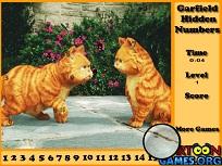 Garfield Cauta Numere