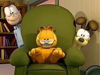 Garfield Cauta Stelute