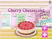 Gateste Cheesecake cu Cirese