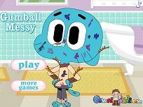 Gumball Messy