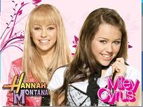Hannah Montana si Miley Cyrus