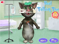 Talking Tom Accidentat