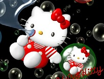 Hello Kitty si Baloanele