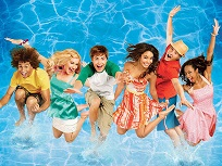 Puzzle cu High School Musical