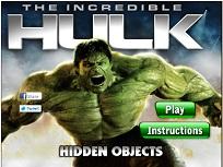 Hulk Cauta Obiecte