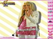 Imbraca pe Hannah Montana