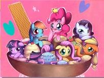 Inghetata My Little Pony
