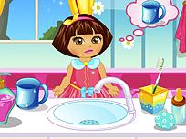 Ingrijeste pe Dora Bebelus
