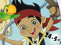 Jake si Piratii la Scoala