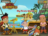 Jake si Piratii Set de Jocuri