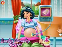 Jasmine la Maternitate