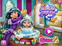 Jasmine Spala Bebelusul