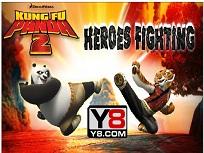 Kung Fu Panda Lupte
