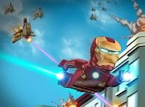 Lego Aventura Iron Man