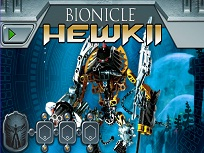 Lego Bionicle Hewkii