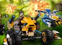 Lego Chima Lovitura Ryan Lennox