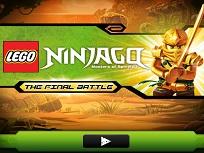 LEGO Ninjago Batalia Finala
