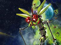 Lego Galaxy Batalia cu Insectele