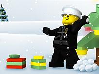 Lego City Pazeste Cadourile
