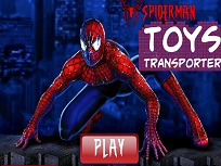 Lego Spiderman Transporta Jucarii