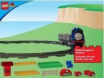 Lego Trenuletul Thomas